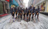 Belediye kar sınavını başarıyla geçti