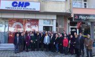 CHP'li Bilge'den, Tirebolu'ya ziyaret