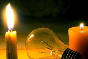 4 gün elektrik yok!