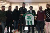 Giresunspor'dan Şenlikoğlu'na ziyaret