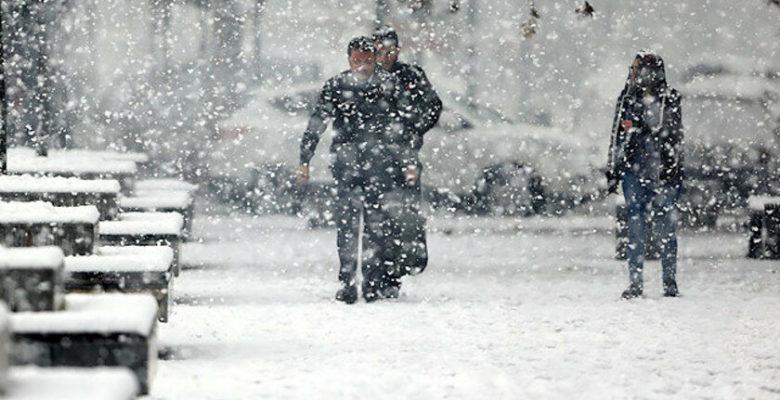 Yoğun kar yağışı bekleniyor