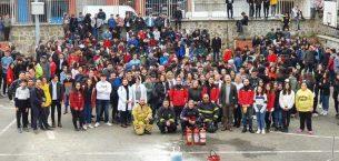 Okullarda deprem ve yangın tatbikatı