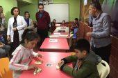 Tirebolu'da Zeka Oyunları Turnuvası yapıldı