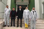 Giresunspor'dan Belediyeye teşekkür