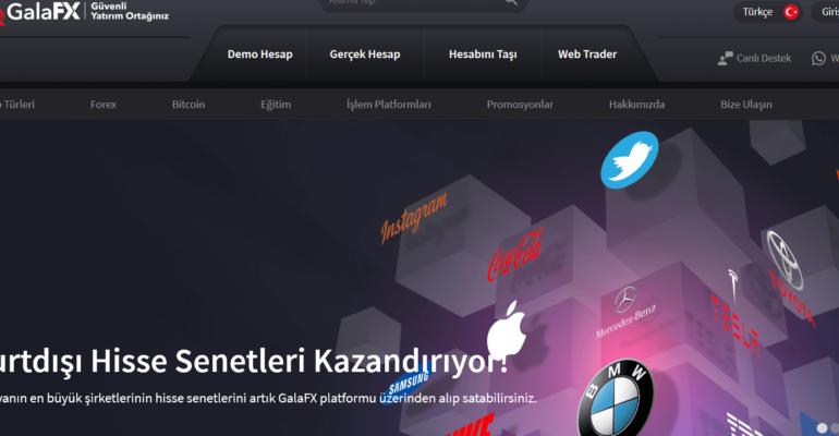 Yurtdışı Forex Yatırımları ve GalaFX