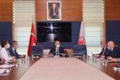 Öztürk yeniden KEİPA başkanı