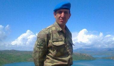 Kayıp askerlerden biri Ordulu