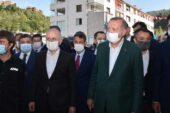 Giresun'a 73,5 milyon lira ödenek