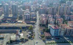 Cadde ve sokaklar şekilleniyor