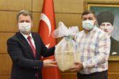 ÖSYM Başkanı Aygün'den Şenlikoğlu'na ziyaret