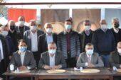 AK Parti'de yeni yönetim tanıtıldı