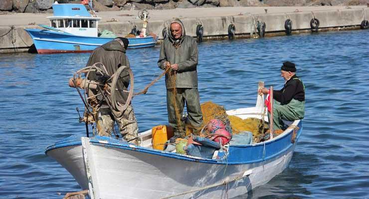 Kıyı balıkçılığı destekleme başvuruları başladı