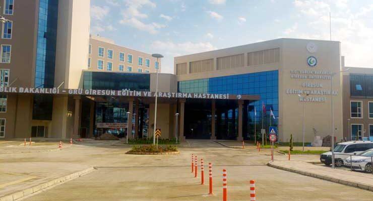 Giresun Eğitim ve Araştırma Hastanesi'nde 3 klinik hizmete başladı