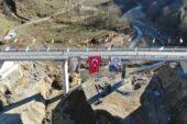 Altı Şehitler Köprüsü ulaşıma açıldı