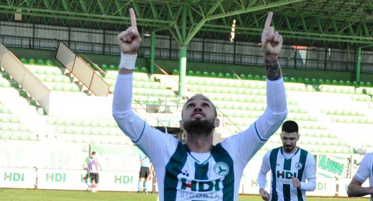Sergio'nun yıldızı parlıyor