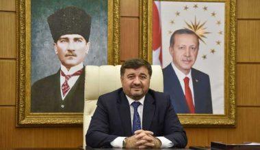 """Şenlikoğlu; """"Gazeteci halkın sesidir"""""""