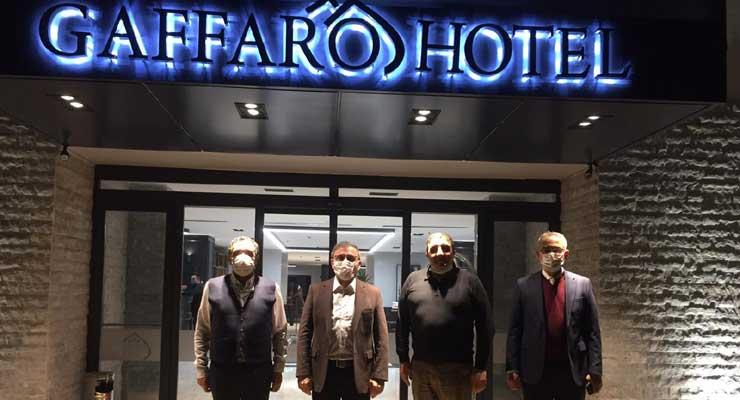 Gaffaro Hotel hizmete açıldı