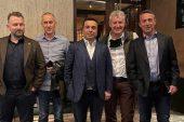 Olgun Aydın'dan Giresunspor'a 200 bin lira bağış