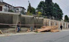 Pazar yeri proje inşaatı sürüyor