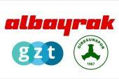 Giresunspor'a dev sponsor