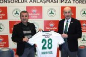 Bahçeşehir Koleji, Giresunspor'a sponsor oldu