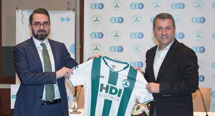 GZT Giresunspor'a isim sponsoru oldu