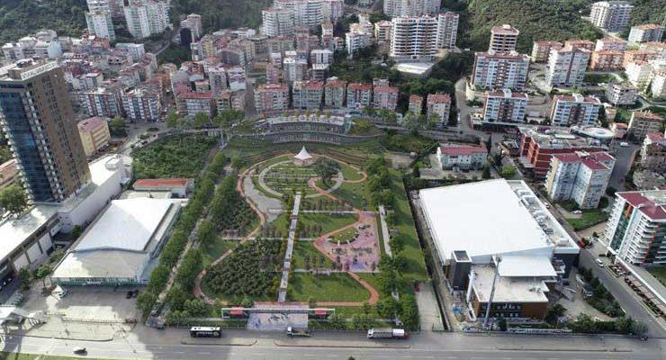 Millet Bahçesi'nin ihalesi 15 Haziran'da yapılacak