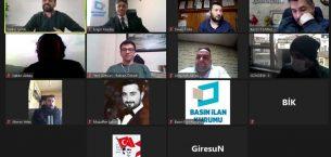 """""""Dijitalleşme ve Sosyal Medya Yönetimi"""" eğitimi yapıldı"""
