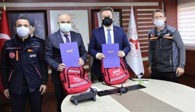 GRÜ ile AFAD protokol imzaladı