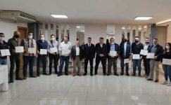 BİK sertifika töreni düzenlendi