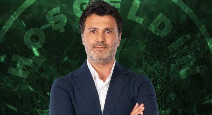 Sportif Direktörlüğe Fatih Kavlak getirildi