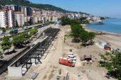 Plajlar Projesi tüm hızıyla sürüyor