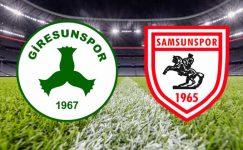 Hazırlık maçı Samsunspor ile