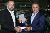 """Giresunspor'a """"Fair Play"""" ödülü verildi"""
