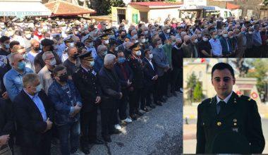 Teğmen Kartal Giresun'u yasa boğdu