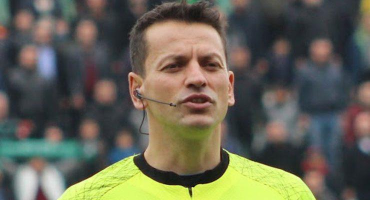 Konyaspor maçının hakemi belli oldu
