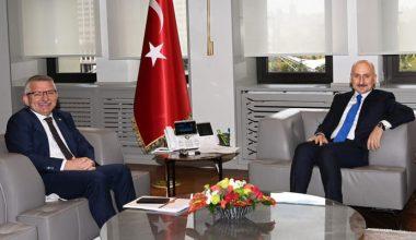 Ankara'da Giresun zirvesi