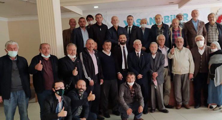 SP, Tirebolu ilçe kongresi yapıldı